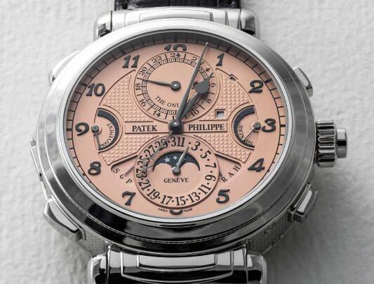 As it is the one and only in the world, the Patek Philippe is very precious.