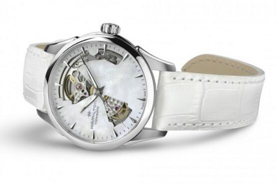 White makes the online imitation watches quite pure.