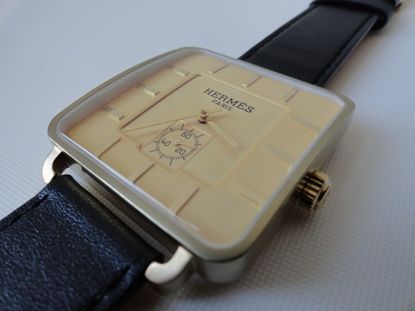 Leather-Strap-Hermes-Fake-Watches