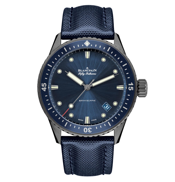 Blancpain-Fifty-Fathoms-Bathyscaphe-002-replica-watches
