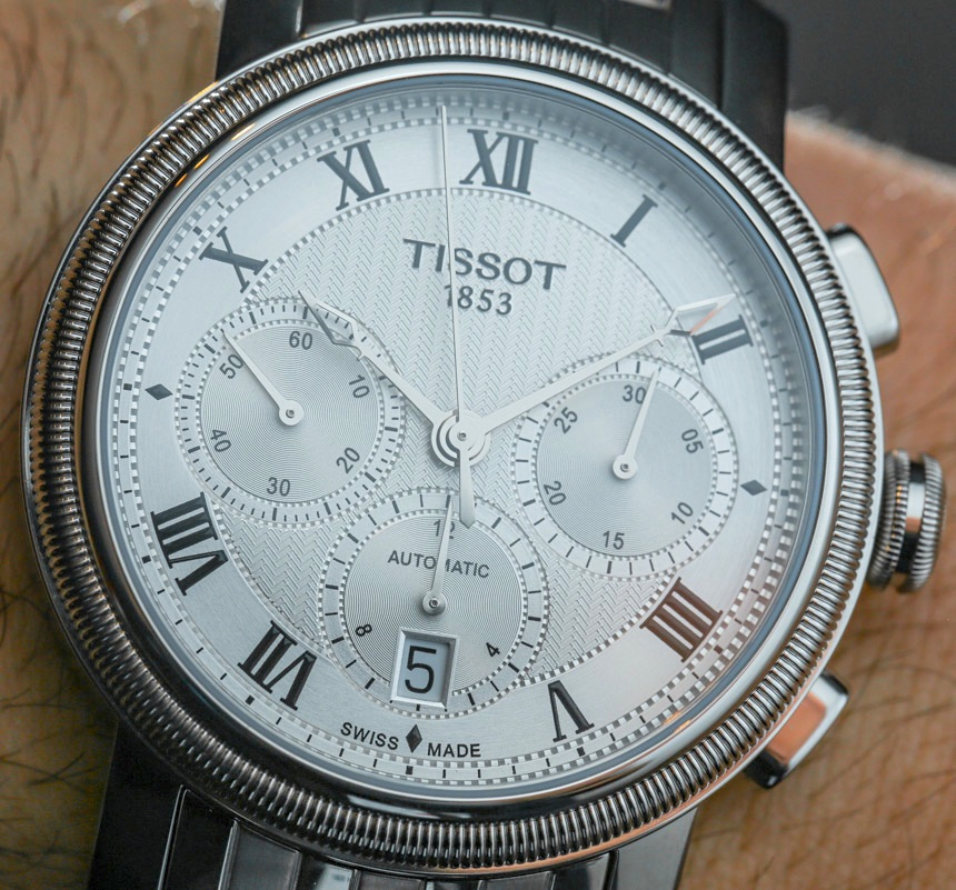Tissot-Bridgeport-Automatic-Chronograph-replica