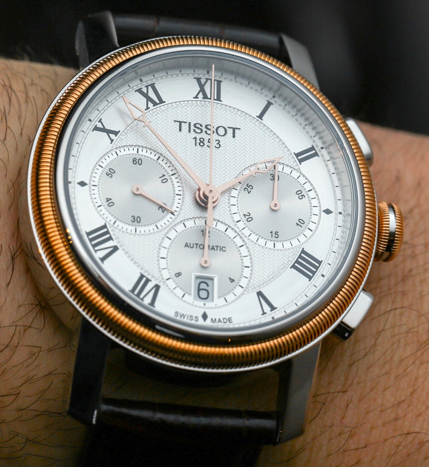 Tissot-Bridgeport-Automatic-Chronograph-watch