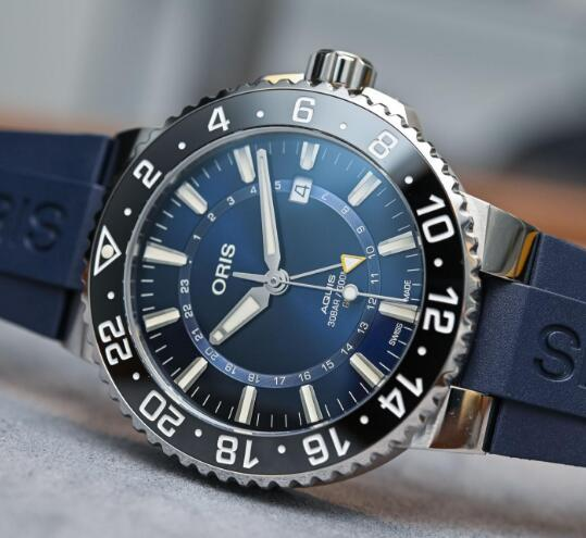 The Oris is not only with high performance but with low price.
