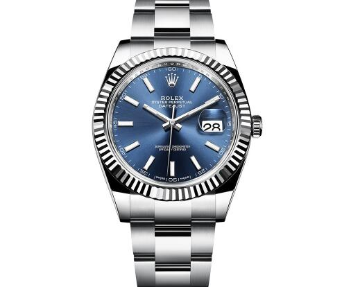 The Datejust is a good choice for formal occasion.